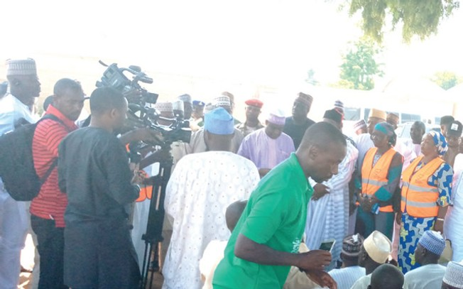 NEDC lauds Borno contractors handling IDP housing projects over quality work